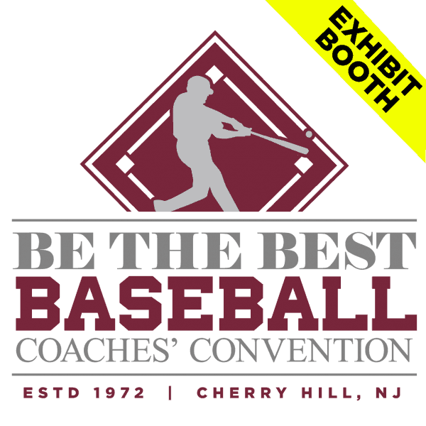 Be The Best Baseball Convention Exhibitor Booth