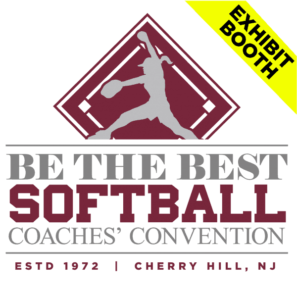 Be The Best Softball Convention Exhibitor Booth