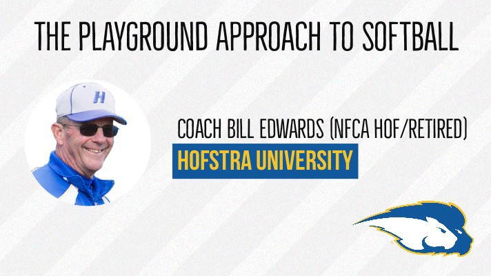 The Playground Approach to Softball by Bill Edwards