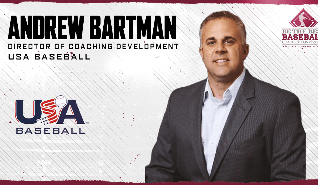 A Coach's Journey: Andrew Bartman